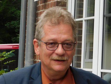 Foto von Klaus Wißmann, Schulleitung des Landesförderzentrum Sehen